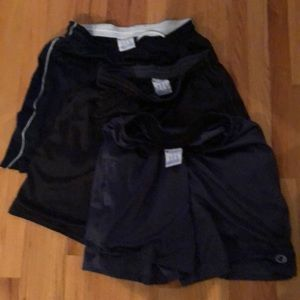 3 for 1! Champion mesh shorts - EUC
